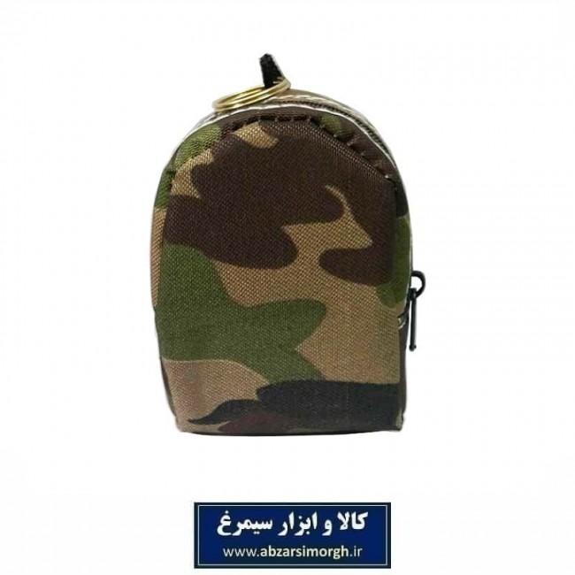 کیف هندزفری Hands free کوله طرح ارتشی و چریکی HKF-046B
