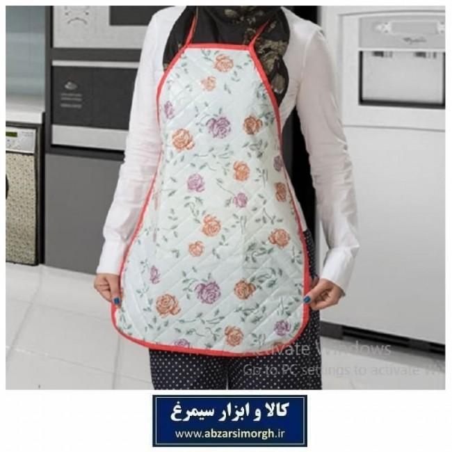 پیش بند آشپزخانه گلدار Nazris نازریس مدل سوری HTZ-012