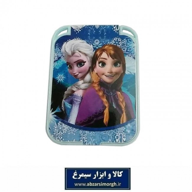 آینه جیبی دخترانه طرح کارتون Frozen فروزن آنا و السا ZAY-010