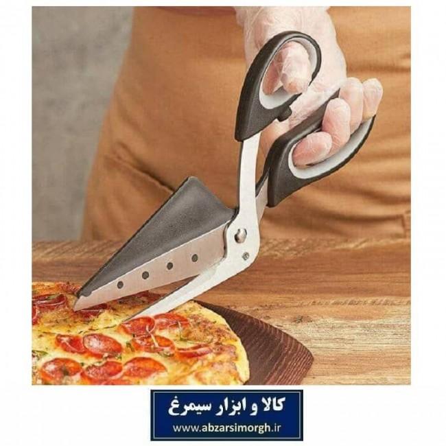 قیچی پیتزا بر Berlini برلینی تیغه استیل HGC-032
