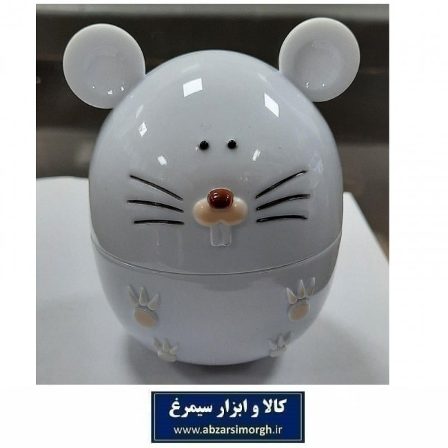 ظرف و جای خلال دندان تعادلی Mouse Toothpick طرح موش ZDD-004