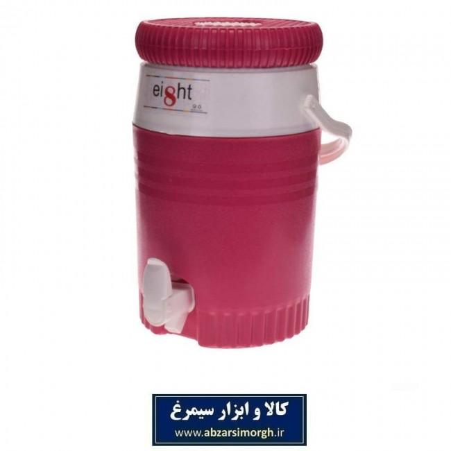 کلمن آب ۳ لیتری Eight ایت پلاستیکی HKM-001