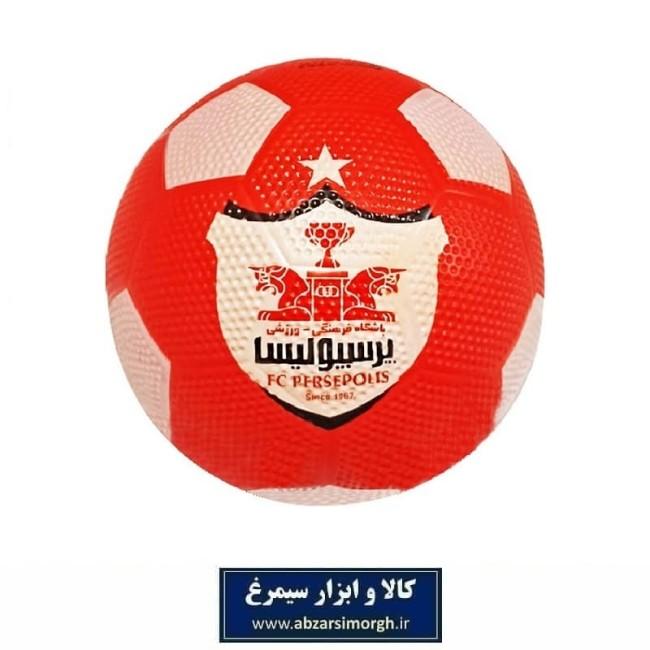 توپ فوتبال لاستیکی Perspolis پرسپولیس VTP-016