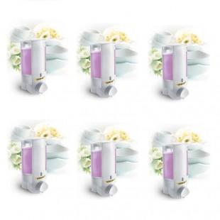 جای مایع سپیدار سفید ۶ عددی P-971 کد: OHJM-001