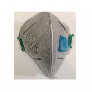 ماسک سوپاپ دار کربن فعال آپولو کد IMS-001