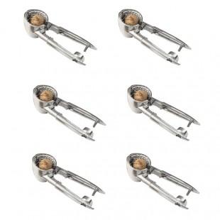 گردو شکن و هسته گیر فلزی SIT معمولی ۶ عددی OHGS-001