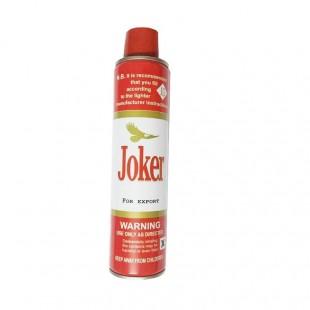 کپسول گاز فندک ۱۸۰ گرمی Joker جوکر HGF-002
