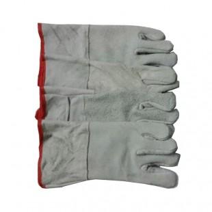 دستکش جوشکاری ۳۰ سانتی متری ۱۰ عددی OIDJ-001