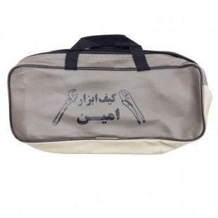 کیف ابزار چرمی Amin امین AKA-004