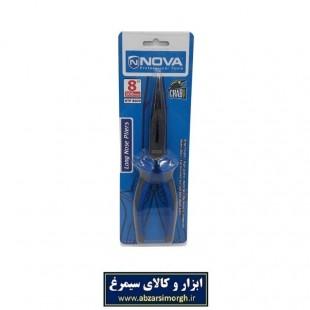 دم باریک 8 اینچ نوا Nova مدل NTP-8009 کد ADB-006