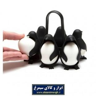 هولدر و نگهدارنده تخم مرغ مدل پنگوئن HHT-001