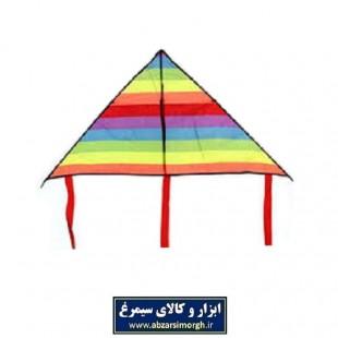 کایت رنگین کمان طول ۹۰ سانتی متر Mikgda Kite مینگدا کایت TKT-001