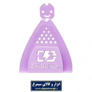 استند و پایه نگهدارنده شارژر و موبایل Charging پلاستیکی ECS-002