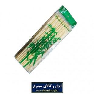 سیخ کباب چوبی ۳۰ سانتی چوب طبیعی HSI-003