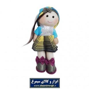 عروسک پارچه ای قد ۲۳ سانت TAR-006