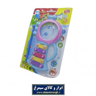 ساز بلز اسباب بازی طبل دار TBZ-002