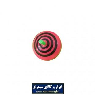 فرفره اسباب بازی خالدار پلاستیکی و رنگی TFF-001