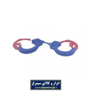 اسباب بازی دست بند یا دستبند پلیس پلاستیکی TDB-002