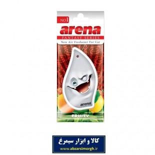 خوشبو کننده خودرو آرنا Arna میوه ای KKH-002
