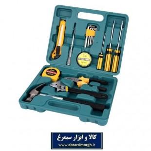 مجموعه جعبه ابزار کیفی ۱۶ عددی Kaishen Tools کایشن تولز AMA-061