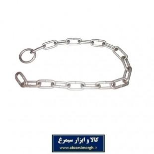 زنجیر فرمان حلقه دار سایز ۵ کد KZF-001
