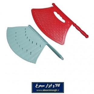 بادبزن پلاستیکی کباب ایدل پلاستیک ۳۰ سانت PBB-001