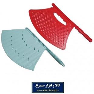بادبزن پلاستیکی کباب ایدل پلاستیک ۳۸ سانت PBB-002