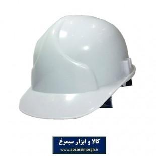 کلاه ایمنی طرح JSP رنگ سفید IKI-001