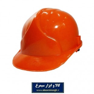 کلاه ایمنی طرح JSP رنگ نارنجی IKI-004