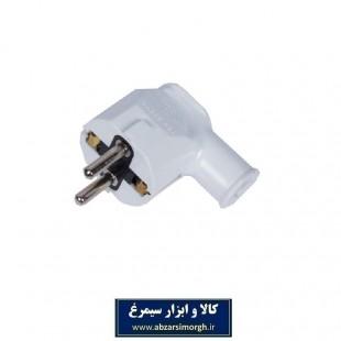 دو شاخه برق خانگی پارت الکتریک مدل PE5518 کد: ESS-011