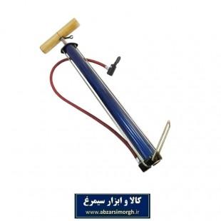 تلمبه باد دستی تیز پا سایز بزرگ KTB-001