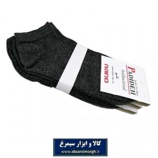 جوراب زنانه مچی لمه مشکی نانو Nano پدیده CJZ-001