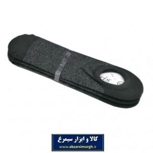 جوراب زنانه کالج لمه مشکی پاکریس CJZ-002
