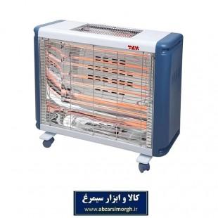بخاری برقی یا هیتر فن دار برفاب Barfab مدل QH-3000