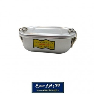 ظرف غذا یا لانچ باکس سفری کتابی پیرپناهی سایز یک HZF-007