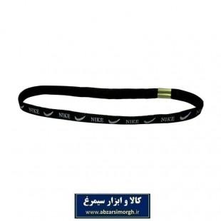 کش یا تل مو ورزشی نایک Nike رنگ مشکی VKM-002