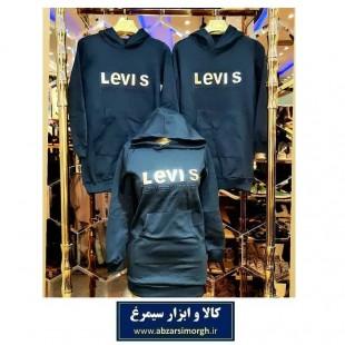 هودی اسپورت Levis لیوایز زنانه و مردانه تو کرک فری سایز CHD-002