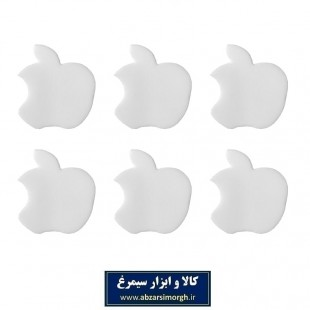 ضربه گیر طرح Apple اپل۶ عددی LZG-002