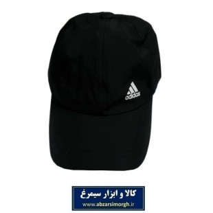 کلاه کپ Adidas آدیداس مشکی شمعی CKL-008