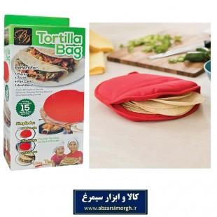 کیسه پخت نان، ساندویچ و پنکیک Tortilla Bag ماکروفر HSH-001