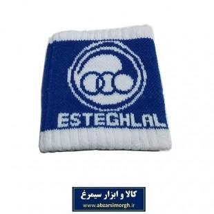 مچ بند ورزشی کشی باشگاه استقلال Esteghlal تکی VMB-006