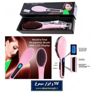 برس مو حرارتی Fast Hair Straightener مدل HQT-906 با نمایشگر ZBS-017