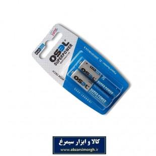 باتری نیم قلمی اوسل Osel  بسته ۲ عددی EBT-002