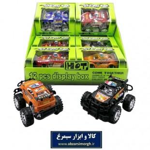 اسباب بازی ماشین پلیس Dream Car قدرتی ۱۲ سانت TMT-013