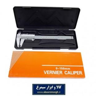 کولیس فلزی ورنیه Vernier طول ۱۵۰ میلی متر AKL-001