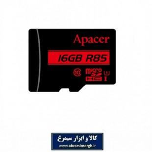 کارت حافظه Apacer microSDXC/SDHC UHS-I U1 Class 10  ظرفیت 16 گیگابایت DSM-007
