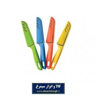 چاقو غلاف دار Tri Star تری استار دسته رنگی HCG-013
