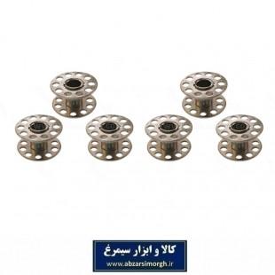 ماسوره فلزی چرخ خیاطی خانگی ۶ عددی HKH-020