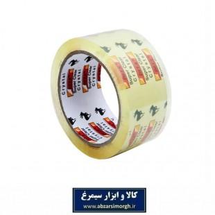 چسب پهن گوزن نشان طول ۹۰ یارد و عرض ۴.۸ سانت OCP-004