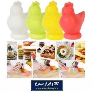 مرغ جدا کننده سفیده و زرده تخم مرغ سیلیکونی HCK-003